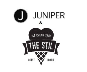 Juniper Wine Tasting in Freak Alley featuring a collaboration by The Stil and Juniper to make a Rose ice cream with Sawtooth Winery @ Juniper on 8th