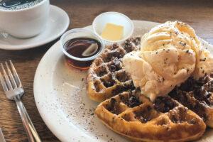 Waffles a la Mode Trio: Waffle Me Up