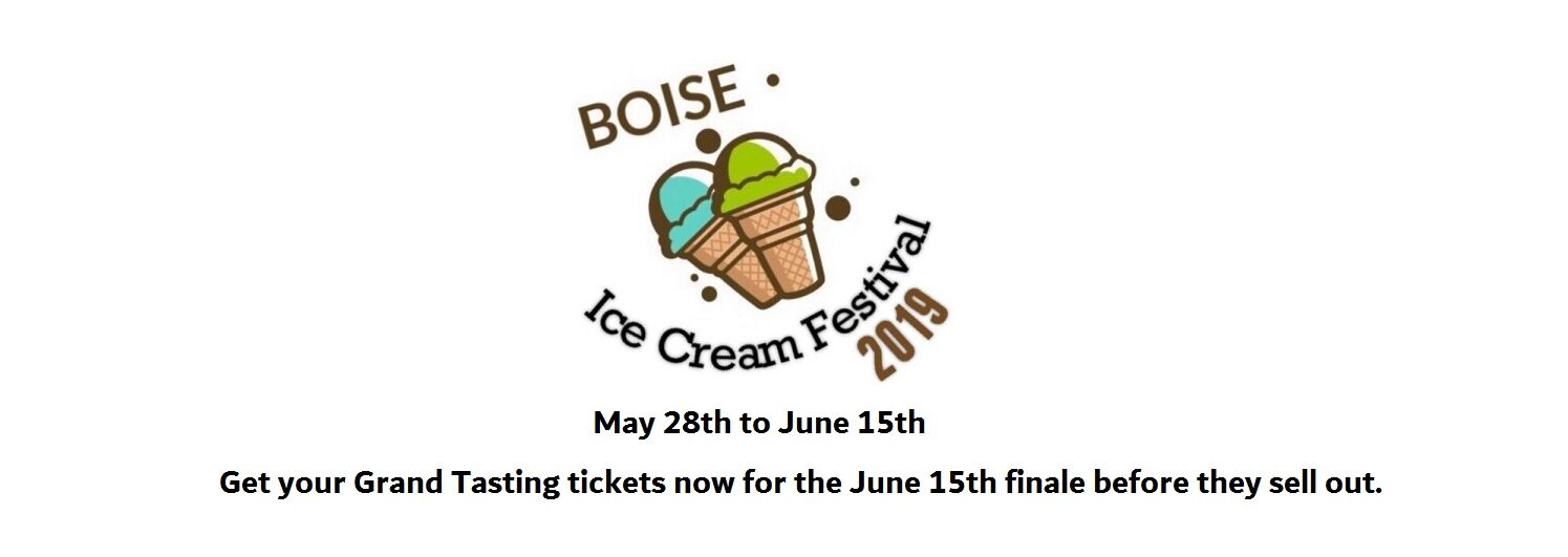 Home of the Boise Ice Cream Festival